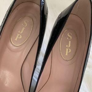 SJP by Sarah Jessica Parker Shoes - SJP Patent Leather Heels